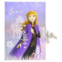 Diario Anna Frozen 2 Disney