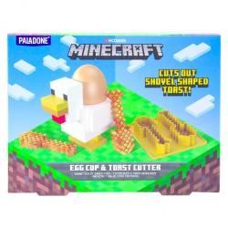 Set huevera + cortador pan Minecraft