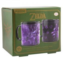Taza termica Mascara de Majora Zelda Nintendo