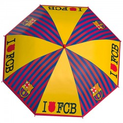 Paraguas I Love FC Barcelona 42cm