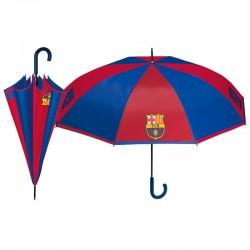 Paraguas automatico FC Barcelona 65cm