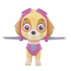 Figura Skye Patrulla Canina Paw Patrol 5cm