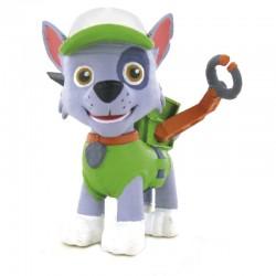 Figura Rocky Patrulla Canina Paw Patrol 5cm