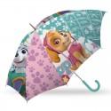 Paraguas automatico Skye Patrulla Canina 45cm