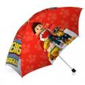 Paraguas plegable Patrulla Canina Paw Patrol 52cm