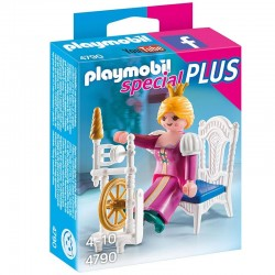 Princesa rueca Playmobil Special Plus