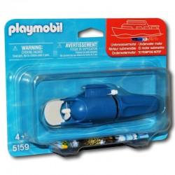 Motor submarino Playmobil