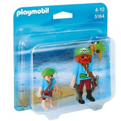 Piratas Duo Pack Playmobil
