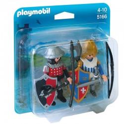 Caballeros Duo Pack Playmobil