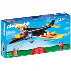 Planeador carreras Playmobil Sports&Action