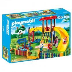 Parque infantil Playmobil City Life