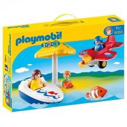 Diversion vacaciones Playmobil 1.2.3