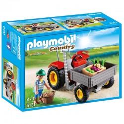 Cosechadora Playmobil Country