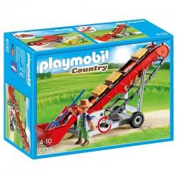 Cinta Transportadora de Heno Playmobil Country