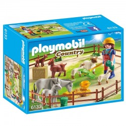 Animales granja Playmobil Country