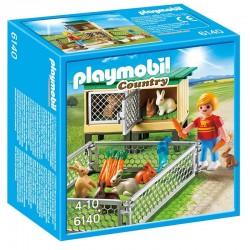 Conejeras Playmobil Country