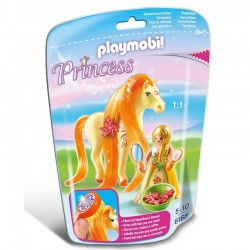 Princesa Sol caballo Playmobil Princess