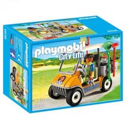 Carrito Zoo Playmobil City Life