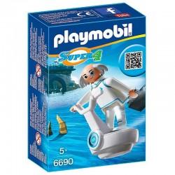 Dr. X Playmobil Super 4