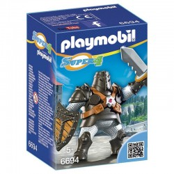 Colossus Playmobil Super 4