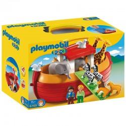 Maletin arca Noe Playmobil 1.2.3