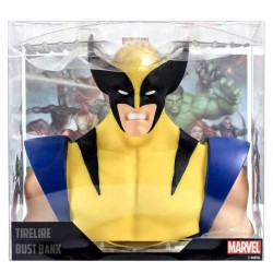 Busto hucha Lobezno X-Men Marvel 20cm