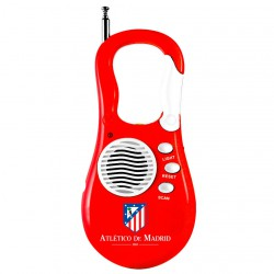 Radio Atletico Madrid mosqueton