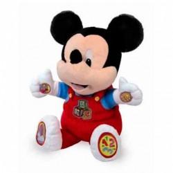 Peluche educativo Baby Mickey Disney
