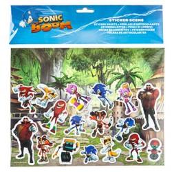 Pegatinas Sonic