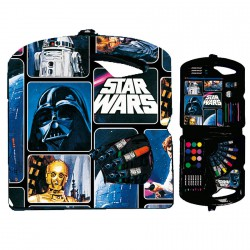 Maletin artista Star Wars Space 40pz
