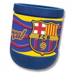 Cubilete FC Barcelona rubber 3D