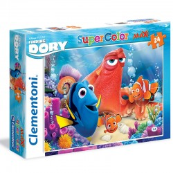 Puzzle Buscando a Dory Disney 24pz maxi
