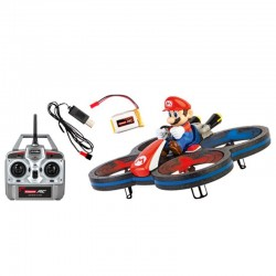 Mario-Copter Nintendo Carrera RC
