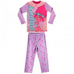 Pijama Trolls Poppy interlock