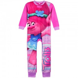 Pijama pelele polar Trolls Poppy