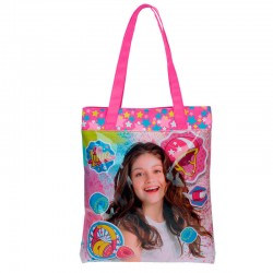 Bolso shopping Soy Luna Music Roller