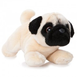 Peluche Pug Luv to Cuddle 26cm