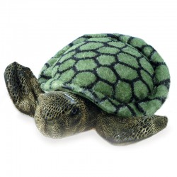 Peluche Tortuga Mini Flopsies 17cm