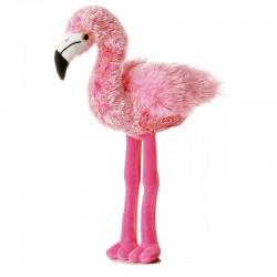 Peluche Flamenco Rosa Mini Flopsies 21cm