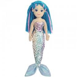Peluche Sirena Nerine Sea Sparkles 26cm