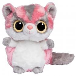 Peluche Sugar Glider Yoohoo & Friends ojos brillantes 13cm
