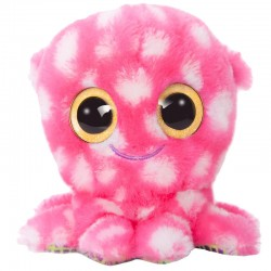 Peluche Pulpo Yoohoo & Friends ojos brillantes 20cm