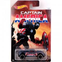Blister coche Capitan America Marvel Hot Wheels surtido