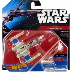 Blister Caza Ala X Star Wars Hot Wheels