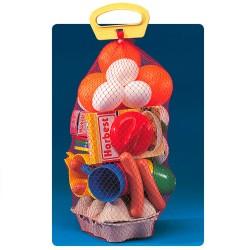 Bolsa accesorios comida 21pz