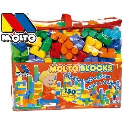 Bolsa Blocks 150pzs