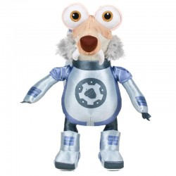 Peluche Space Scrat Edad de Hielo Ice Age supersoft 35cm