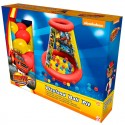 Piscina pelotas Blaze and the Monster Machines inflable