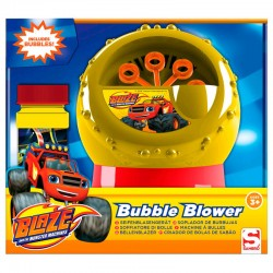 Maquina burbujas Blaze and the Monster Machines