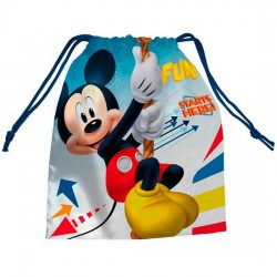 Saco Mickey Disney Fun Starts 26cm